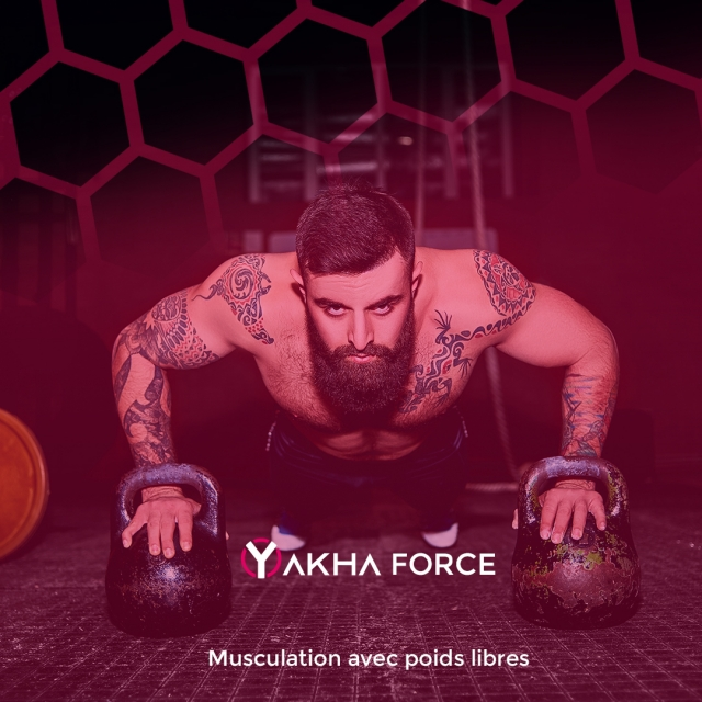 YAKHA FORCE
